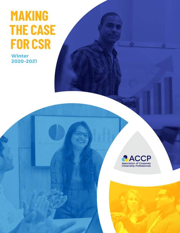 Making the Case for CSR cover image